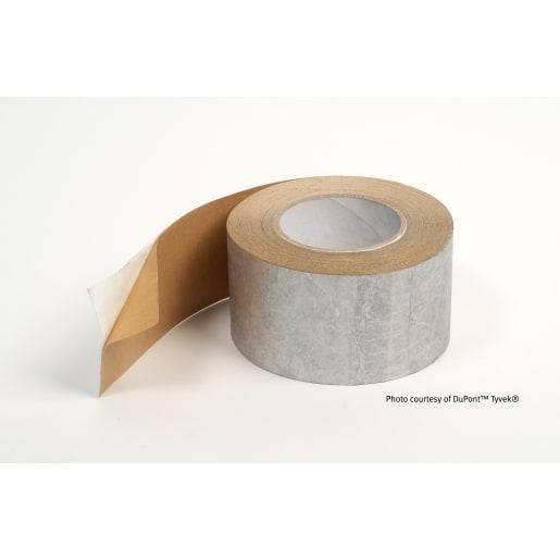 DuPont Tyvek 2060M Metallised Tape 75 x 25m