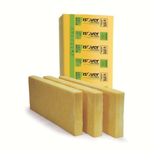 Isover 40 Timber Frame Batt 1175 x 570 x 90mm Pack of 4