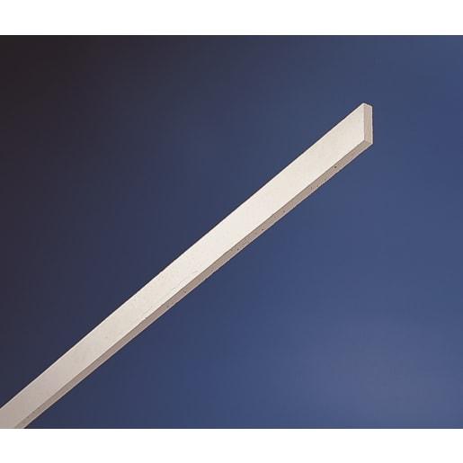 Gyproc Plaster Cornice Batten 1200 x 25 x 10mm