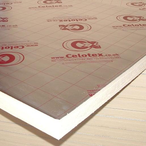 Celotex General Purpose Insulation Board 2400 x 1200 x 30mm