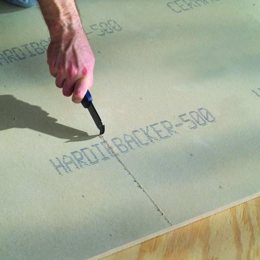HardieBacker® Cement Backer Board 1200 x 800 x 12mm