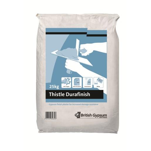 ThistlePro Durafinish Plaster 25kg Bag