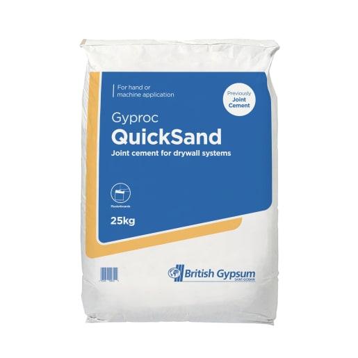 Gyproc QuickSand Joint Cement 25kg Bag