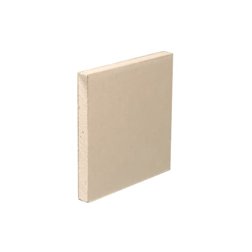 British Gypsum Gyproc WallBoard Square Edge 2400mm x 1200mm x 12.5mm