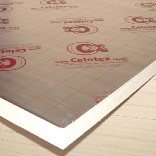 Celotex General Purpose Insulation Board 2400 x 1200 x 165mm