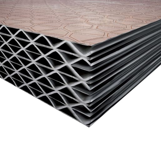 Actis Hybris Insulation Panel 1200 x 1145 x 90mm Pack of 4