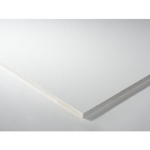 Thermatex Alpha One VT24 Ceiling Tile 600 x 600 x 24mm Box of 8