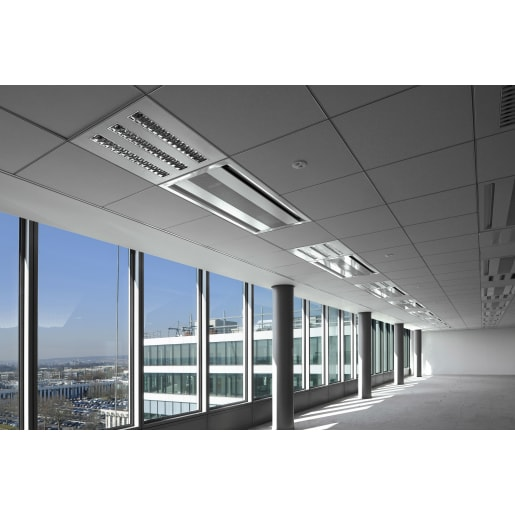 Thermatex Alpha One SK Ceiling Tile 600 x 600 x 24mm Box of 8