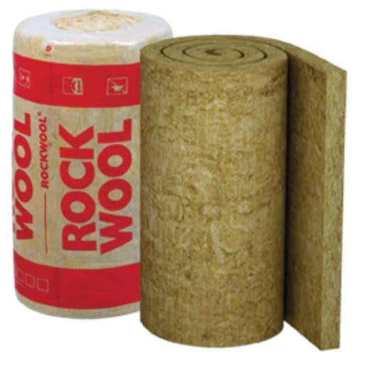 Rockwool Insulation Roll 3650 x 1200 x 150mm