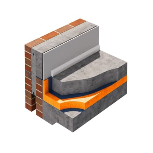 Jablite Jabfloor 70HP Floor Insulation 2400 x 1200 x 100mm
