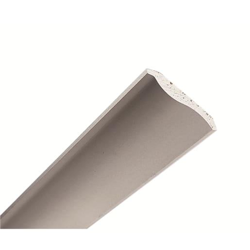 Gyproc Cornice Plaster Coving 3000 x 135mm White