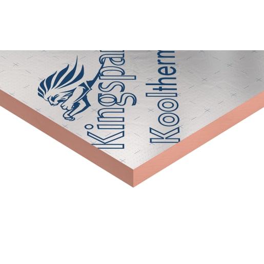 Kingspan Kooltherm K108 Cavity Board 1200 x 450 x 120mm Pack of 4