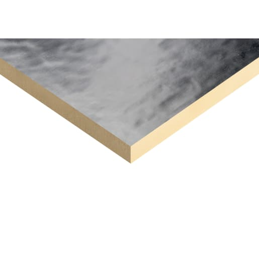 Kingspan TR26 Thermaroof Roof Board 2400 x 1200 x 100mm