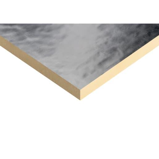 Kingspan TR26 Thermaroof Roof Board 2400 x 1200 x 140mm