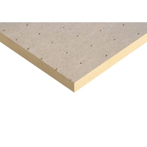 Kingspan TR27 Thermaroof Roof Board 1200 x 600 x 120mm