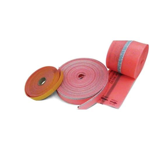 Thermal Economics IsoEdge Ceiling Perimeter Strip 50m x 260 x 6mm Pink