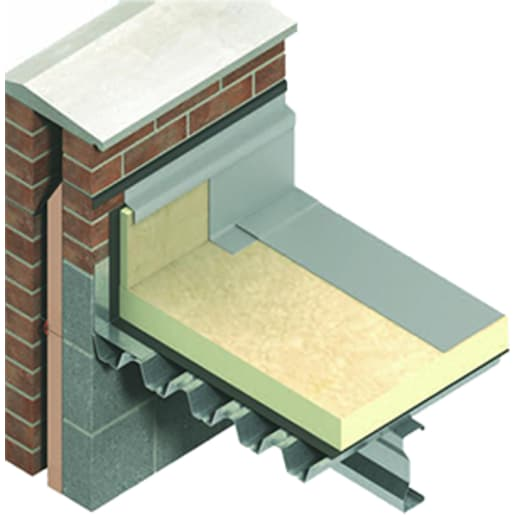 Kingspan TP10 Thermapitch Roof Board 2400 x 1200 x 140mm