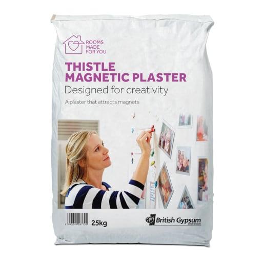 ThistlePro Magnetic Plaster 25kg Bag