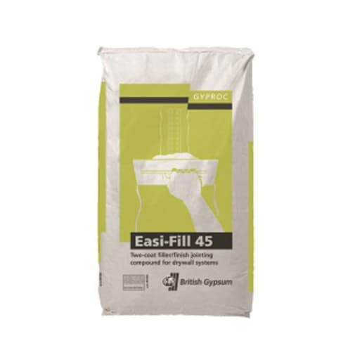 Gyproc Easi-Fill 45 10kg White