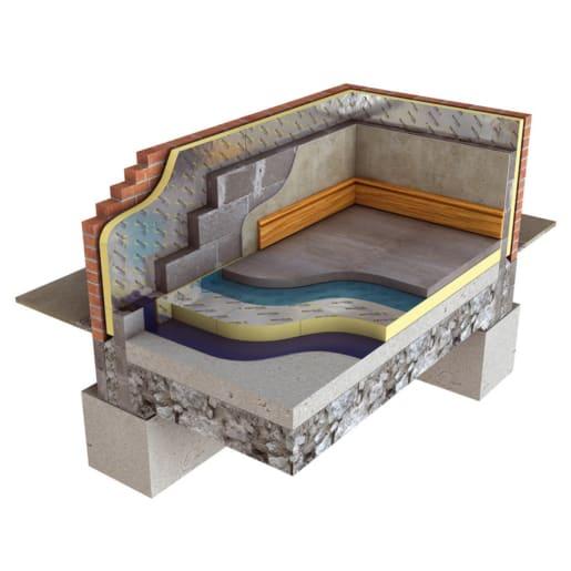 Recticel Eurothane GP Insulation Board 2400 x 1200 x 30mm