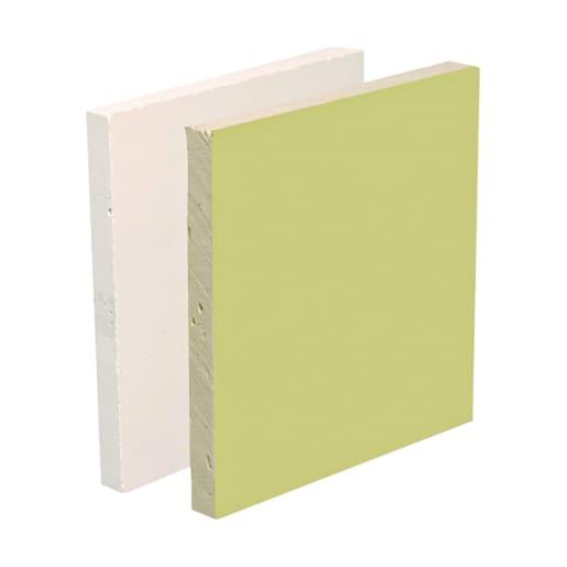Glasroc H TileBacker Plasterboard Square Edge 2400 x 1200 x 12.5mm