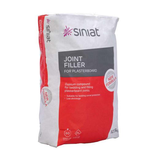 Siniat Joint Filler 12.5kg White