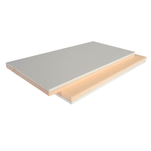 Gyproc ThermaLine Plus WallBoard Tapered Edge 2400 x 1200 x 35mm
