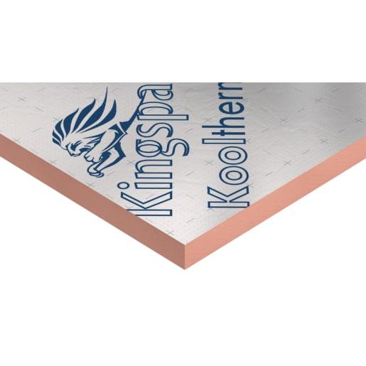 Kingspan Kooltherm K108 Cavity Board 1200 x 450 x 150mm Pack of 3