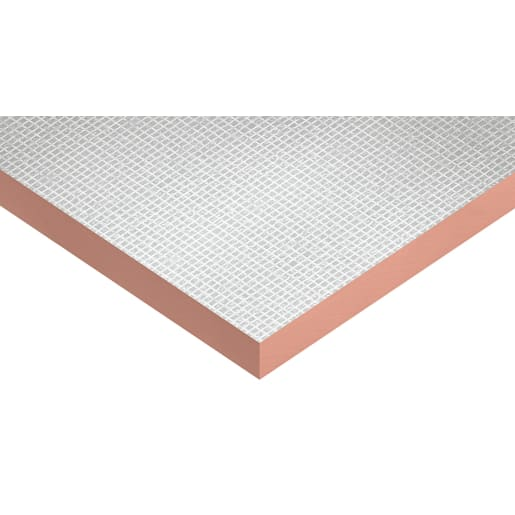 Kingspan Kooltherm K110 Soffit Board 1200 x 2400 x 90mm Pack of 8