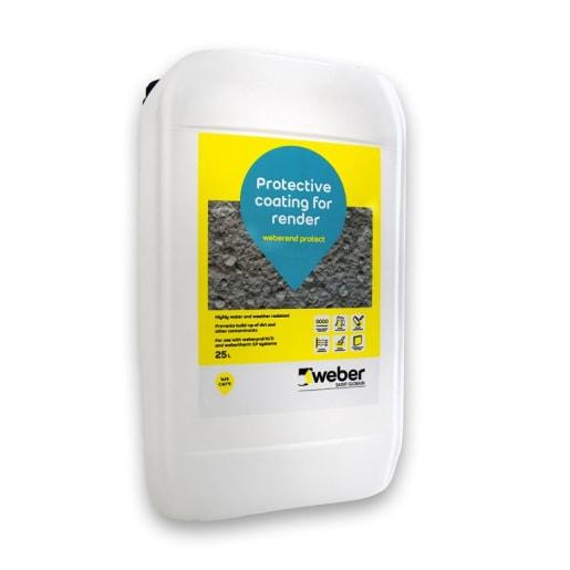 Weberend Protect Protective Render Coating 25L