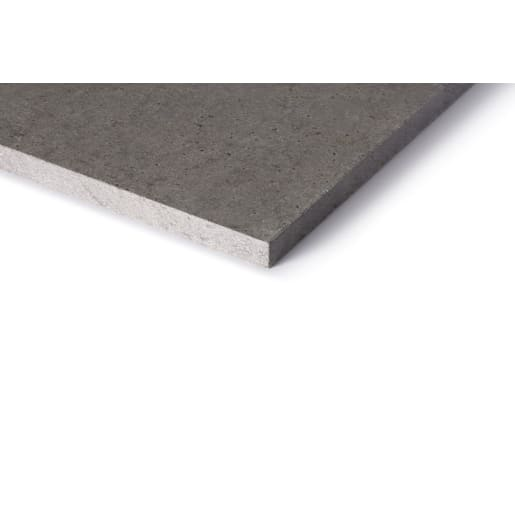 Cembrit Windstopper Extreme Sheathing Board 2400 x 1200 x 9mm Grey