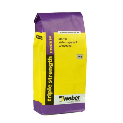 Weber Triple Strength Medusa Admixture 330g