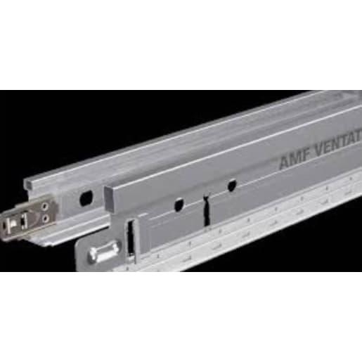 Knauf AMF Ventatec Pro Shallow Cross Tee Click 600 x 24mm