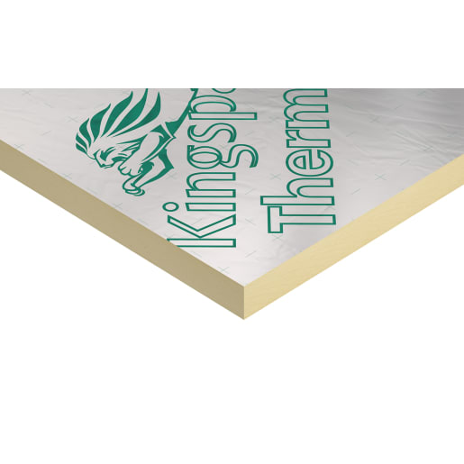 Kingspan TP10 Thermapitch Roof Board 2400 x 1200 x 25mm