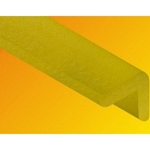 Cellecta Yelofon Acoustic Flank Strip 3000 x 30mm Yellow