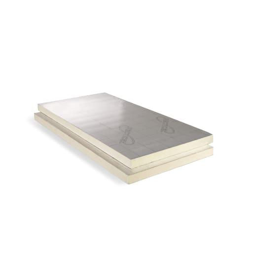 Recticel Eurothane Eurodeck Flat Roof Insulation 2400 x 1200 x 75mm