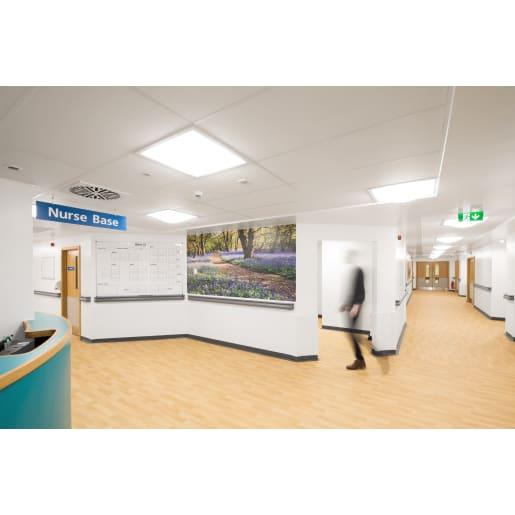 Rockfon Medicare Standard A15/24 Ceiling Tile 600x600x15mm Box of 32