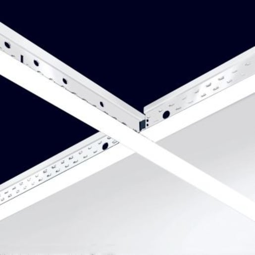 Prelude 24 CR TL+ Peakform Cross Tee Slotted 1200 x 38 x 24mm