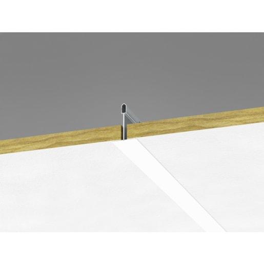 Ecophon Advantage A T15/T24 Ceiling Tile 600 x 600 x 15mm Box of 40